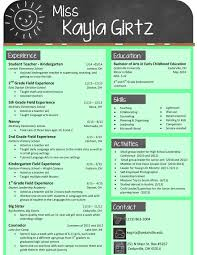 Resume Teacher Template Creative Elementary Teacher Resume Listmachinepro 18
