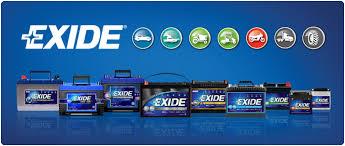 Exide Automotive Battery Application Chart Automotive Batteries High Performance Batteries