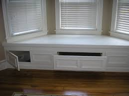 Bay Window Seat With Storage ...