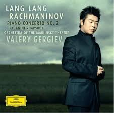 <b>RACHMANINOV</b> 2. Piano Concerto / <b>Lang Lang</b>, Gergiev - 1 CD ...