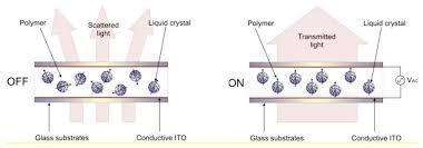 Темы курсовых и дипломных работ Полимер диспергированные жидкие  Жидкокристаллические материалы это анизотропные жидкости обладающие уникальными оптическими термическими и механическими свойствами
