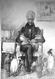 indian removal act andrew jackson. Interesting Indian Andrew Jackson The Great Father Ca 1830 In Indian Removal Act Jackson R