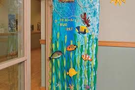 room door decorations. Under The Sea Door Decoration Idea Room Decorations