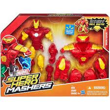 Rigged hulkbuster marvel avengers ironman mk 44 veronica 1 , formats include obj, fbx, ma, stl, mel, ready for 3d animation and other 3d. Avengers Shm Iron Man Hulk Buster Figure Walmart Com Walmart Com