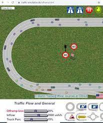 simulador de trafico