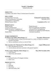 Basic Model Resume Format - Http://resumesdesign.com/basic-Model ...