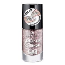 essence glitter on glitter off l off razzle dazzle nail polish 02 8ml image