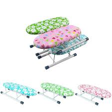 details about new ironing board household folding collar sleeve cuffs pleats iron board stand