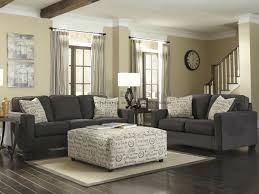 Benchmark Alenya Charcoal Living Room Set
