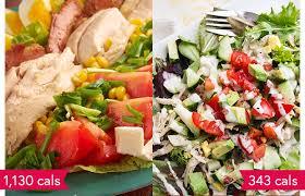 1 000 calorie salads ihop s cobb salad