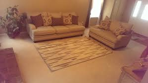 your rug should be scaled to the size of the room regardless of what is under the rug follow these guidelines to help choose the right size area rug for