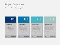 Project Powerpoint Project Objectives Powerpoint Template Project Management