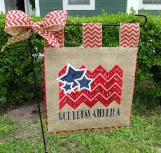 burlap garden flag. Like This Item? Burlap Garden Flag O
