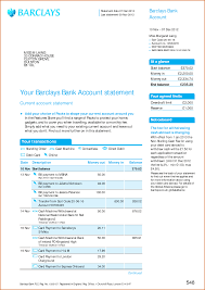 account statement templates viewing gallery for bank account statement id in 2019 bank