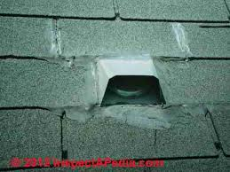 exterior exhaust fan vent cover. mold over bath vent fan exit (c) daniel friedman exterior exhaust cover w