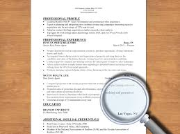 Preparing A Resume Preparing A Resume Write For Real Estate Job Step 24 Suitable 4