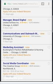 Indeed Com Resume Search Awesome Great Indeed Resumes Bizmancan Com