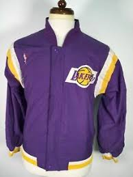 Los angeles lakers star lebron james called for action against racial injustice. Champion Los Angeles Lakers Sports Fan Jackets For Sale Ebay