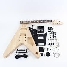 second flying v guitar kit