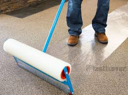 Carpet Protector Film on Optional Applicator Protection