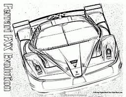 Kleurplaten Ferrari Kleurplaten Kleurplaatnl Nieuwe Kleurplaten