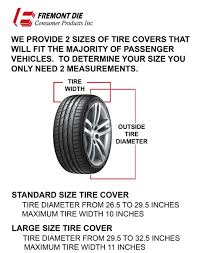 Tire Cover Size Chart Atlanta Falcons Standard Spare Tire Cover W Officially Licensed Logo