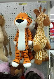Calvin and hobbes stuffed toys