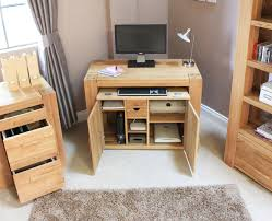 baumhaus hidden home office 2. Oak Hidden Home Office. Atlas Office Desk Baumhaus 2 F