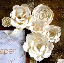 Martha Stewart Paper Flower Martha Stewart Flower Template