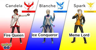 Team Leaders 20 Hilarious Internet Reactions To Pokemon Gos New Team