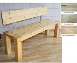 Sitzbanke Mit Lehne Latest Sitzbank Mit Lehne Esszimmer