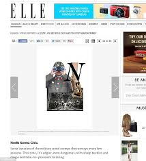 chic elle comes under fire for linking edgy  elle chic