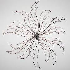 wall art metal flower pointed petals on jorvik glass on black metal flower wall art uk with wall art metal flower pointed petals jorvik glass