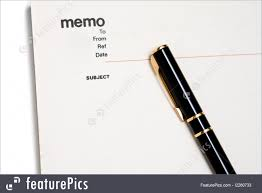 Office And Close Up Blank Memo Pad Notebook To Insert Text Copy Space