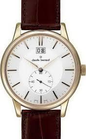 Мужские <b>часы Claude Bernard</b> Northline <b>64005</b>-37RAIR