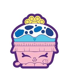 Shopkins Cupcake Chic Queen Coco Tiny Tops Mitzy Crumbles Color