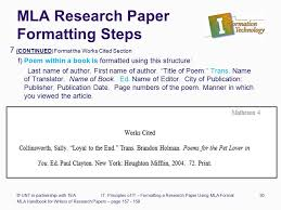 How To Write A Research Paper Using Mla Format Buy Essay Writing Mla Format