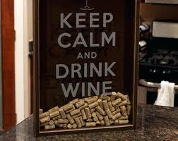 wine cork holders cellar traditional with storage framed artwork wall holder hanging