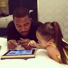 no makeup celebs on twitter big sean and ariana grande t co 4tfzlwgl2v