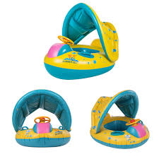 Safe <b>Inflatable Baby Swimming Ring</b> Pool Infant Swimming Float ...