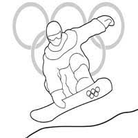 Coloring pages winter sports coloring pages colouring pages coloring pages for kids coloring sheets coloring books fall coloring hockey girls hockey mom. Winter Olympics Coloring Pages Surfnetkids