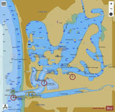 Mission Bay Marine Chart Us18765_p1918 Nautical Charts App