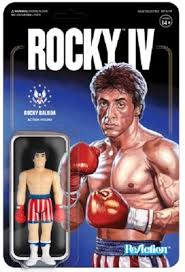 Amazon.com: Rocky 4 Reaction Figures - Rocky: Home & Kitchen