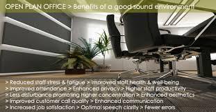 improving acoustics office open. Open Plan Office Acoustics Improving