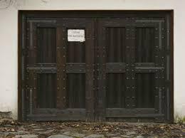 black garage doorsblack garage doors 0116  Texturelib
