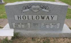 Sally Myrtle Hart Holloway (1928-2017) - Find A Grave Memorial