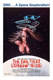 Girl from Starship Venus 1976 Movie Posters Pinterest The.