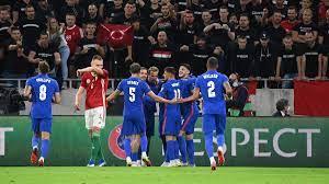 منتخب إنجلترا يعزز صدارته برباعية في المجر - Farah News - فرح نيوز