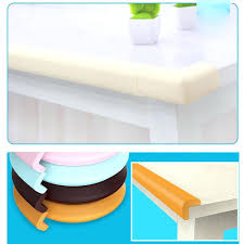 coffee table padded per baby safety per strip soft foam desk edge table corner protector cushion coffee table padded