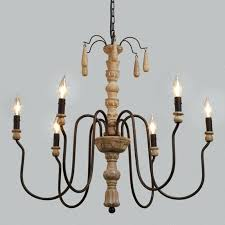 french country chandelier chandeliers iron kitchen traditional wrought wood persian white traditi